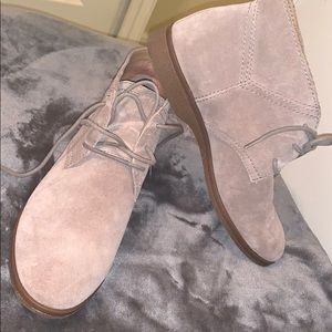 Franco Sarto Lace up Boots